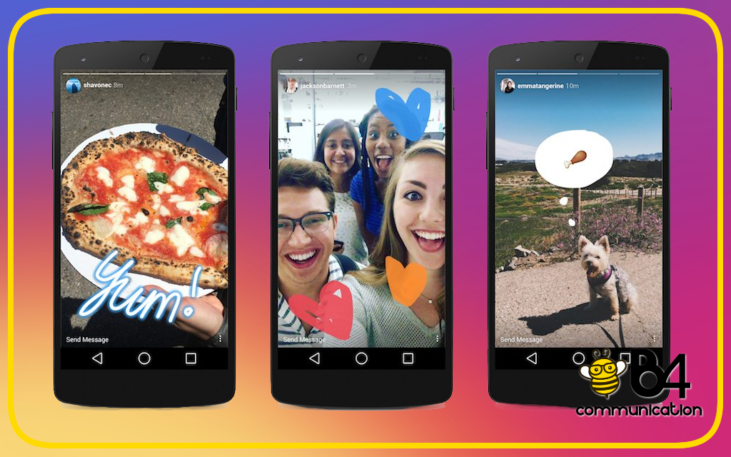 come usare Instagram stories? Potremmo definirla la funzione dell'anno, quella che sta divertendo e appassionando il mondo social.