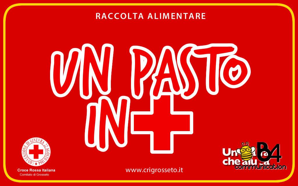 Croce Rossa Italiana Campagna Un pasto in più